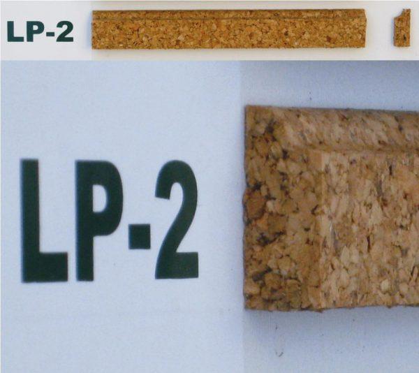 Kamštinė plokštė LP-2