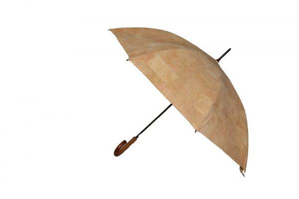 Kamštinio skėčio medinė rankena